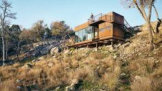 Clear Rock Ranch _ Lemmo Architecture and Design _ Netfloor USA Home Design Decor, House Design, Design Ideas, Residential Building Design, Rock Ranch, Writing Studio, Picture Design, Modern, Architecture Design