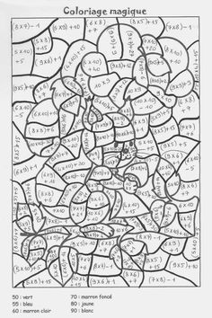 Home Decorating Style 2020 for Coloriage Magique Soustraction, you can see Coloriage Magique Soustraction and more pictures for Home Interior Designing 2020 at Coloriage Kids. Homeschool Worksheets, Worksheets For Kids, Unicorn Wallpaper Cute, Preschool Assessment, Kindergarten Design, Math Poster, Cycle 3, Math Practices, Math For Kids