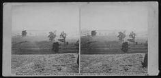 """Antietam, September 17, 1862: """"Only photograph of an actual battle in progress taken during the Civil War!"""""""