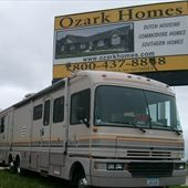 1993 37' Fleetwood Bounder,  Lake of the Ozarks $8,500.00