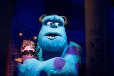 Disneyland: Sulley & Boo, Monsters Inc DCA Blog http://mickeyphotosdisneyland.blogspot.com