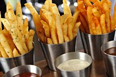 Nothing beats chips and chips.