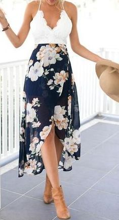 23 Maxi Dress You Must Try - Style Spacez