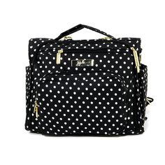Ju-Ju-Be B.F.F. Diaper Bag (The Dutchess) $180 | THE VERDICT: I own a few diaper bags in this is THE BEST! I just wish I had this print.