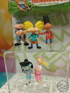 Toy Fair 2017 Just Play Nickelodeon Hey Arnold Toys