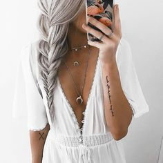 Hair goalsss ✨ @emilyrosehannon (Shop link in bio)
