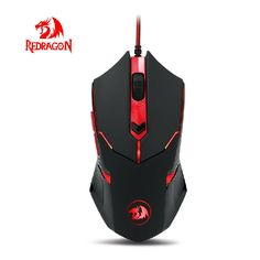 Redragon M601 CENTROPHORUS-2000 DPI Gaming Mouse for PC, 6 Buttons, Weight Tuning Set, Omron Micro Switches ⇛ 11.11 Sale ⇛ $19 ⇛ http://s.click.aliexpress.com/e/zZFi2VbIq
