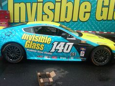 Invisible Glass Racing - Aston Invisible Glass, Behind The Scenes, Racing, Car, Running, Automobile, Auto Racing, Cars