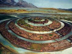 Map of the legendary lost city of Atlantis Ancient Aliens, Ancient Greek, Ancient History, Piri Reis Map, Ancient Mysteries, Lost City, Ancient Civilizations, Mystery, Images