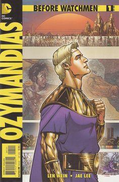 Before Watchmen: Ozymandias #1 Variant