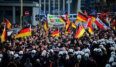 Germany's Migrant Rape Crisis: January 2017