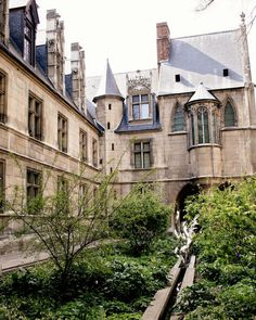 Paris Photography  Musee de Cluny  Elegant French by VitaNostra, $30.00