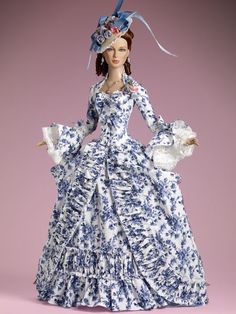 Garden Walk, doll and dress by Tonner Doll Company in June 2015 for American Model doll