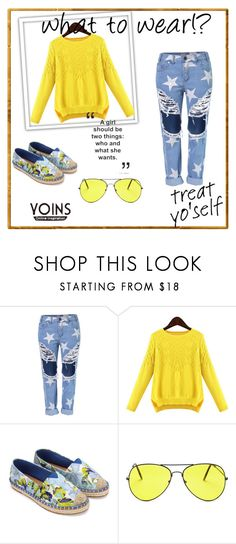"""""""Yoins 7/2"""" by zerina913 ❤ liked on Polyvore featuring Forever 21, yoins, yoinscollection and loveyoins"""
