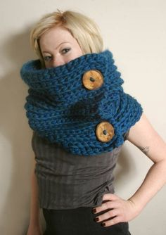 Gorg hand made scarf!