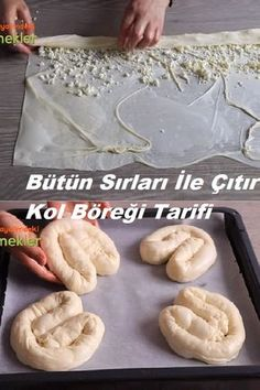 Cas, Turkish Delight, Turkish Recipes, Baked Goods, Cooking Recipes, Pastry Recipes, Bakery, Food And Drink, Health Fitness