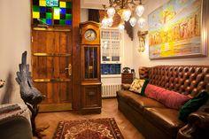 Hip hotels in Taksim