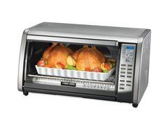Black & Decker CTO6301 Digital Advantage Stainless-Steel 6-Slice Convection Toaster Oven by Black & Decker, http://www.amazon.com/dp/B000PSW8TI/ref=cm_sw_r_pi_dp_LdSgsb04V6JSK