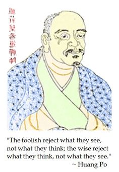 Huang Po on Decision Making