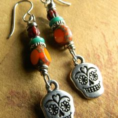 Happy Halloween and Day of the Dead! - Wonderful Handmade Wednesday | Shadow Dog Designs