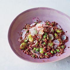 Carla Hall: Quinoa Salad with Spring Vegetables | Food & Wine