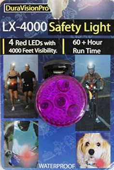 DuraVisionPro LX4000 Safety Light *** Visit the image link more details. Note:It is affiliate link to Amazon.