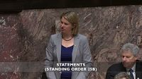 May 14 -- North Coast MLA salutes Speech and Hearing Awareness Week in the Legislature