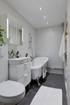 . Molngatan 16 - Bjurfors Uppsala, Clawfoot Bathtub, Own Home, My House, Bathroom, Washroom, Bathrooms, Bath, Bathing