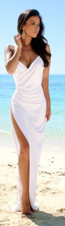 White Party Gown                                                                             Source