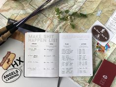 2018 Make Shit Happen Planner by Amara and Chelsea, Meraki Printing — Kickstarter
