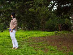 Camel mock neck sweater   striped button down shirt   white straight jeans   leopard heels   gold cuff bracelet   3-tiered bar necklace   www.shoppingmycloset.com      @loft #loft @jcrew #jcrew @bananarepublic #bananarepublic @expressrunway #express @ilycouture #ilycouture