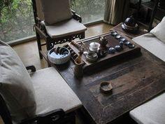 China Tea Travels: A Tea House in the Nongyuan Artist Village of Chengdu