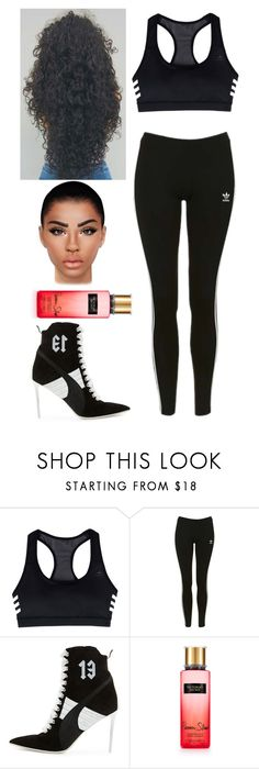 """Rehearsals: December 27"" by allison-syko ❤ liked on Polyvore featuring adidas, Topshop, Puma and Victoria's Secret"