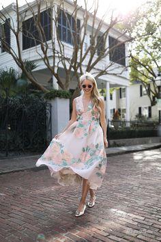Мода и стиль: Модные летние платья 2017 (фото)