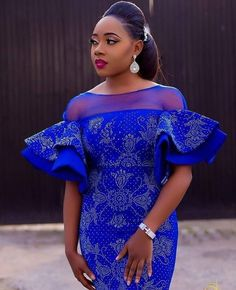 Likes, 9 Comments – Aso Ebi Styles (Aso Ebi Bella) on Insta… Diyanu - Aso Ebi Styles African Fashion Ankara, Latest African Fashion Dresses, African Print Fashion, Africa Fashion, African Attire, African Wear, African Women, African Lace Styles, African Lace Dresses