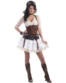 Steampunk Sally Adult Women's Costume...i do love steampunk!