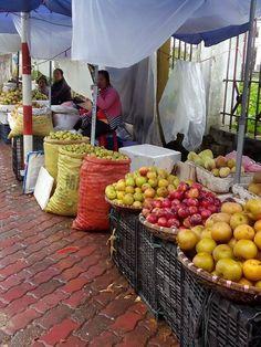 Fruit Market. Sapa