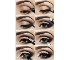 Step by Step Cut Crease Smoky Eye  @Luuux