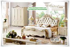 Kamar Set Mewah Klasik Victorian – Lengkapai Set Kamar Tidur anda dnegan pilihan Furniture Jepara pilihan. Desain Tempat Tidur yang mewah dan elegan adalah Idaman bagi semua Orang untuk memilikinya ada juga bisa memiliki Kamar Set Klasik Mewah ini.