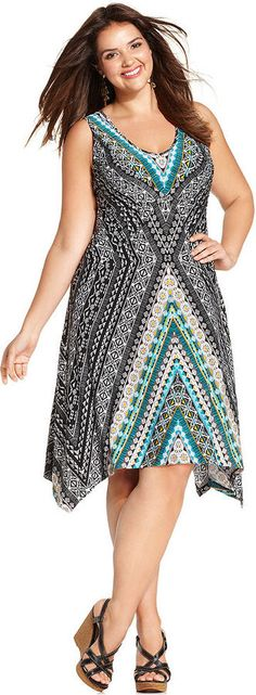 Plus Size Dress - Orig. $69.00 Now $39.99 (+Extra 15% off)