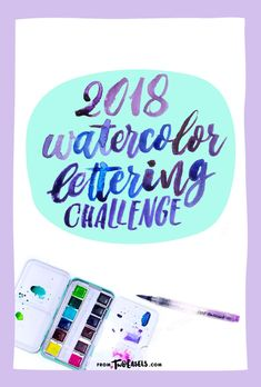 2018 The Year Of Watercolors