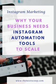 Are you looking for the best way to manage your Instagram marketing activities more effectively? Have you taken into consideration the use of Instagram automation tools to help you simplify your work processes more intelligently? Learn why and how Instagram marketing tools can help grow your business fast! #instagram #socialmediatips#instagramtips #socialmedia #instagrammarketingtips #socialmediamarketingtips #digitalmarketing Marketing Tools, Social Media Marketing, Digital Marketing, Business Ethics, Instagram Marketing Tips, Growing Your Business, Consideration, Improve Yourself, Activities