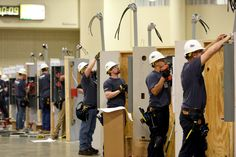 Contractors seek to create more construction apprentices - A Florida Associated Builders and Contractors affiliate is teaming a local education academy and a local community college in an attempt to bolster the number of construction apprentices enrolled in training programs.  The article further discusses the shortage of construction workers and how the program will work overall.(0460)