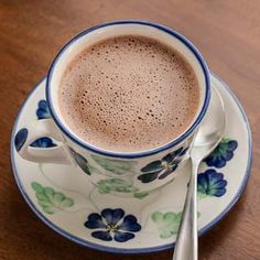 Colombian Hot Chocolate Recipe Beverages with milk, chocolate, granulated sugar, cinnamon, clove, cayenne