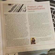 We've got an informative article about understanding food and supplement labels in this month's Natural Awakenings Magazine! We have copies in store and would love to answer any questions you have about reading labels! Link to digital copy in bio.  .  .  .  #biodynamic #fairtrade #naturalawakenings #supplements #supplement #vitamins #vitamin #green #earth #organic #eatclean #cleaneating #cleanliving #healing #nutrition #natural #september #fall #clean #healthy #wellness #fitness