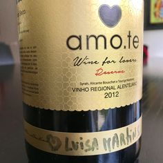 Vinhos amo.te • Wine for Lovers •  Store OnLine www.amote.pt •  Message in a Bottle Collection •  Escreva a sua mensagem num dos produtos amo.te •