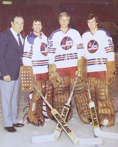 Joe Daley, Markus Mattson and Gary Bromley