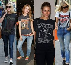 Jeans & camiseta
