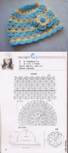 29 May 2011 - - Picasa Web Albums Crochet Hooded Scarf, Crochet Adult Hat, Crochet Shoes, Crochet Beanie, Crochet Diagram, Crochet Chart, Crochet Motif, Crochet Lace, Knitted Hats Kids