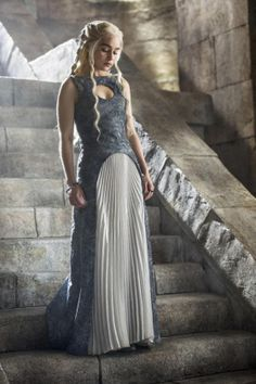 Juego de Tronos 4x10 Daenerys